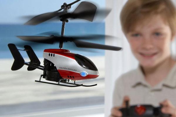 Радиоуправляемые игрушки для сына