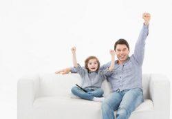 Папа и ребенок: идеи для совместного досуга