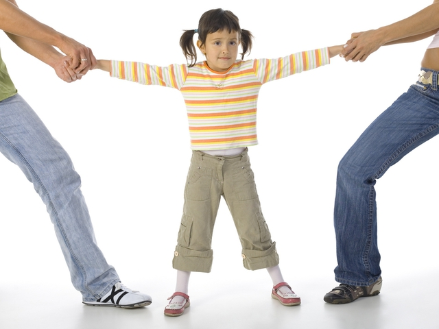 Дети развода: потеря любимого