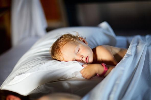 Если малыш не спит ночью…
