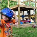 Поле боя – детская площадка