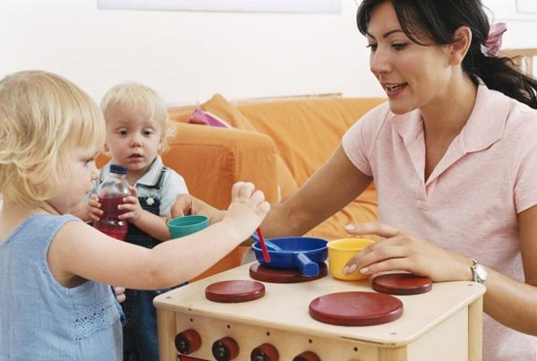 Секреты выбора няни для своих детей
