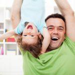 Отцы оказывают непосредственное влияние на риск развития ожирения у детей