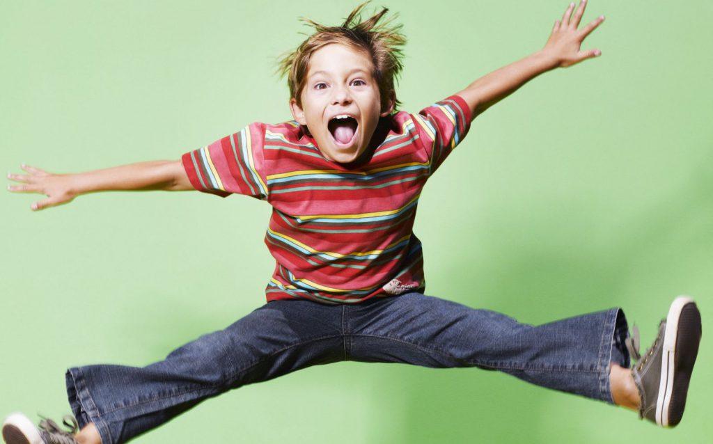Детская гиперактивность и расстройства внимания