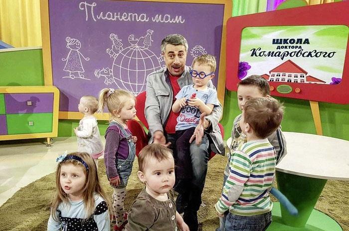 Отвечает доктор Комаровский