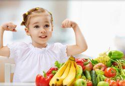 Детское питание. Как накормить юного спортсмена