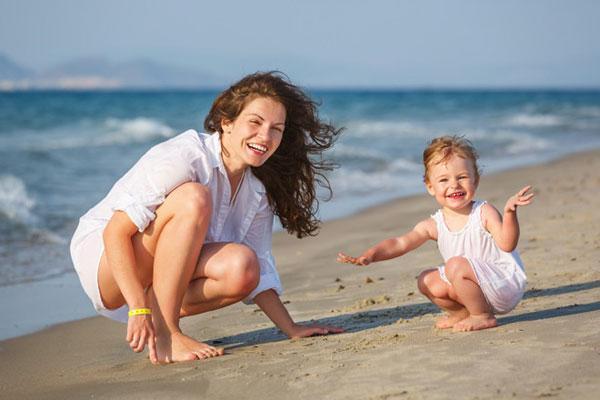 С ребенком в отпуск