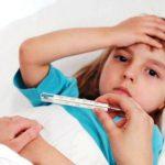 Ребенок и температура: как и почему она повышается?