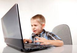 Как оторвать детей от компьютера?