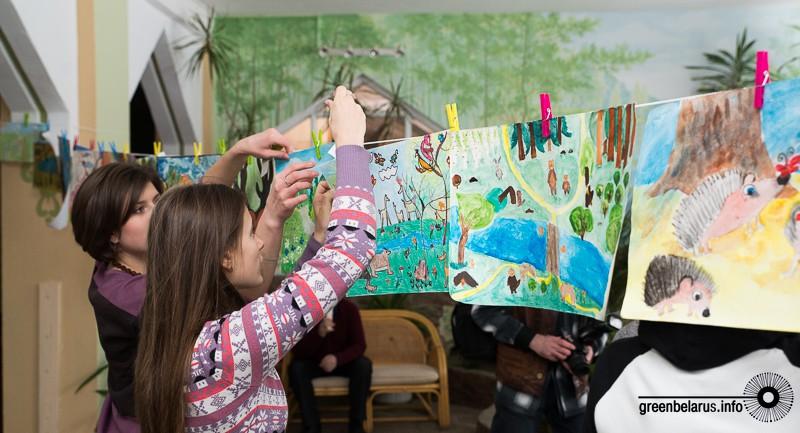 Детские рисунки. «Моя страна» — какой видят ее дети