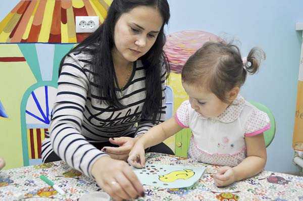 Раннее творческое развитие ребенка