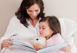 Как читать маленькому ребенку