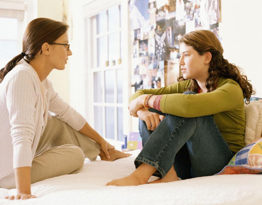 Как перестать ругаться с подростком? Установить правила