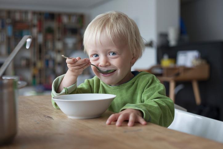 На каком бульоне варить суп для малыша?