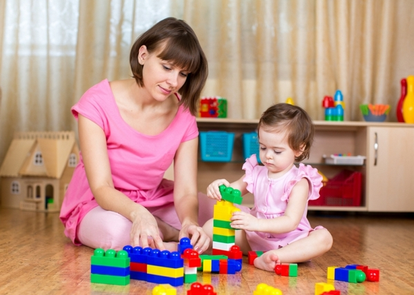 Как обучать малыша в игре
