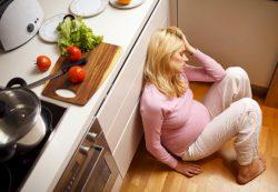 Что не рекомендуется делать беременной по дому?
