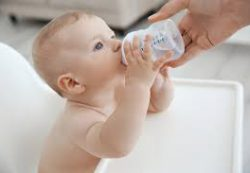 Вода с первых мгновений жизни