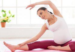 Гимнастика во время и после беременности предотвратит развитие депрессии у матерей