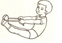 Физкультура в жизни детей 5–8 лет. Комплексы упражнений