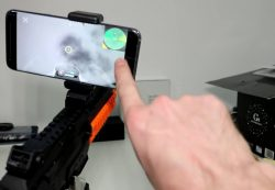 Устройство виртуальной реальности ar game gun
