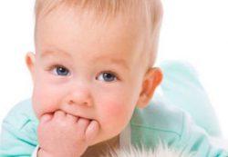 Процесс прорезывания коренных зубов у детей