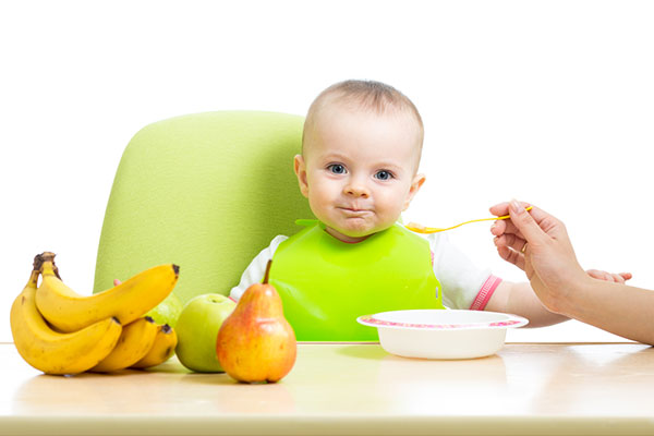 Детское питание для малышей