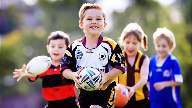 Чему спорт учит наших детей: 6 жизненных уроков