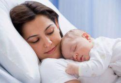 Взаимосвязь мамы и ребенка