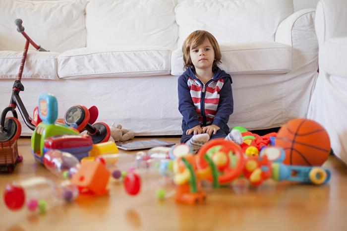 14 причин не покупать детям много игрушек