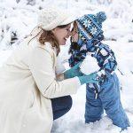 Мороз не страшен! Гуляем с ребенком