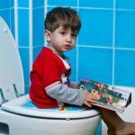 Памятка при запорах у детей