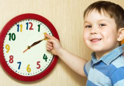 Как научить ребенка планировать свой день?