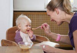 Дневник питания малыша от 0 до года