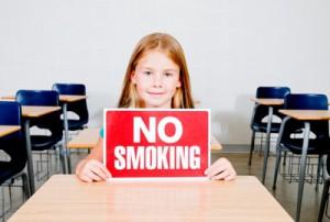 Как предотвратить детское курение