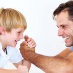 Воспитание из мальчика настоящего мужчины