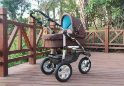 Выбор детской коляски: несколько простых советов