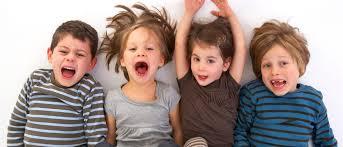Узнайте тип личности вашего ребенка