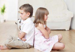 Братья и сестры: ссоры неизбежны?