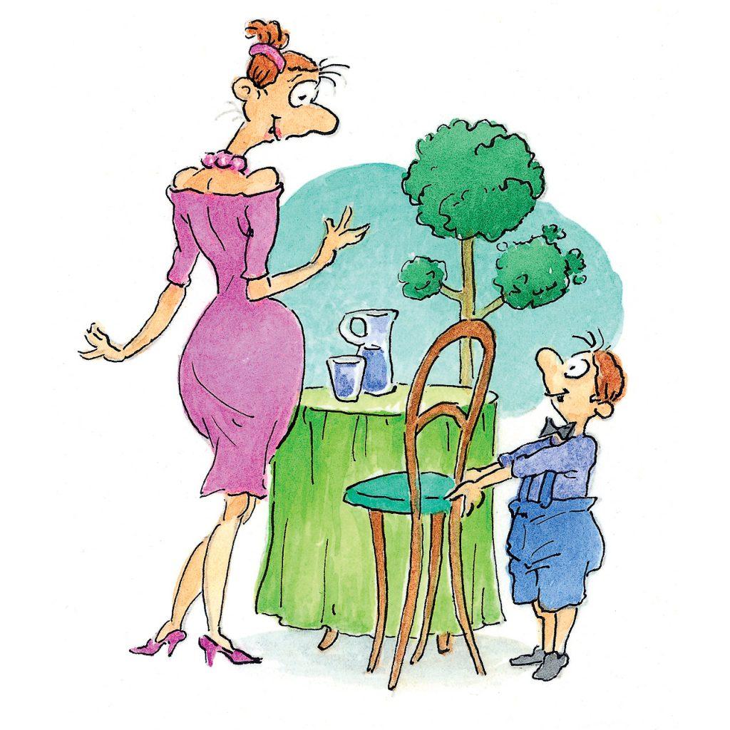 О детях и хороших манерах