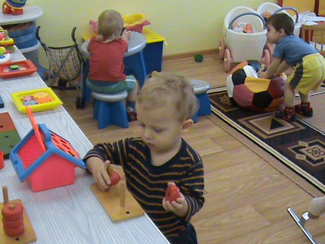 Возраст познания и активности