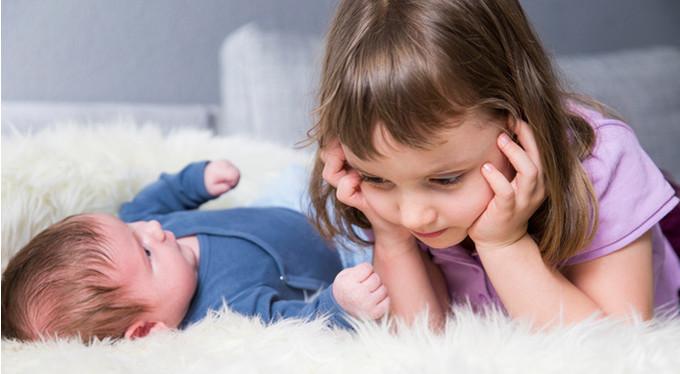 Братья и сестры: разница в возрасте более 5 лет