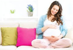 Беременность — приятные заботы