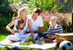 Игры на природе для всей семьи: укрепляем иммунитет