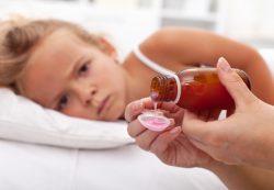 Чем родители лечат детей?