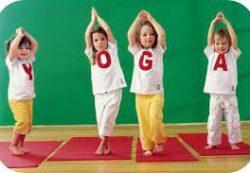Йога для детей как метод физической культуры