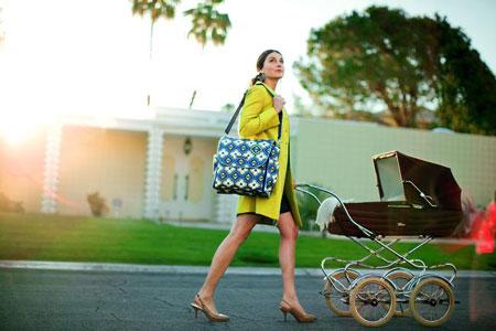 Самая женская сумка — сумка для мамы