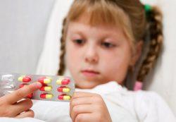 Самостоятельное применение лекарств у детей