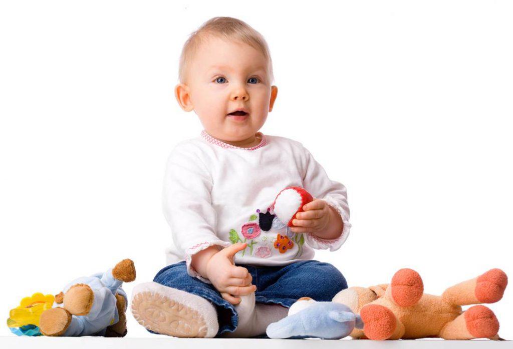 Ребенок от года до двух. Язык поведения