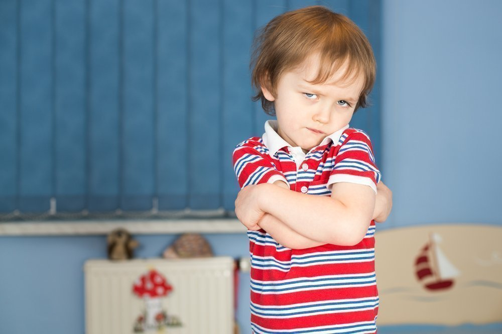 Мой трёхлетний воспитыватель