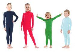 Детское термобелье — гарантия здоровья вашего ребенка